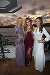 TRUE LOVE  Exhibition Held on the Ironman Yacht during Art Basel