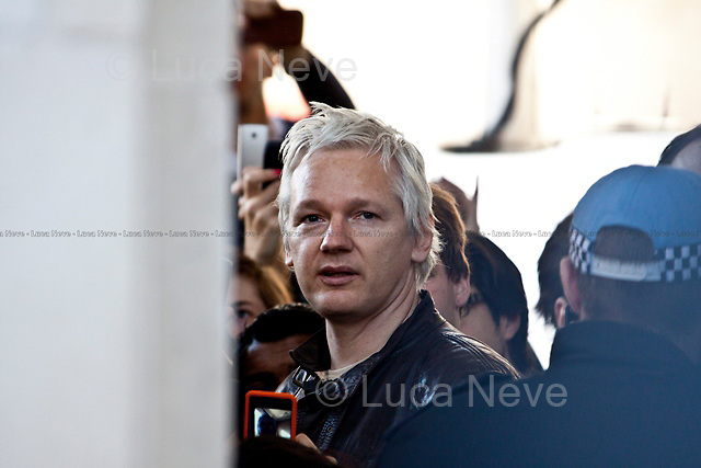 Julian Assange - 2011<br />