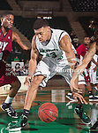 North Texas Mean Green forward Tony Mitchell (13) in action during the game between the Troy Trojans and the University of North Texas Mean Green at the North Texas Coliseum,the Super Pit, in Denton, Texas. UNT defeats Troy 87 to 65.....