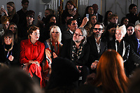 Jasmine and Daphne Guinness<br /> at the Jasper Conran SS18 Show as part of London Fashion Week, London<br /> <br /> <br /> ©Ash Knotek  D3308  16/09/2017