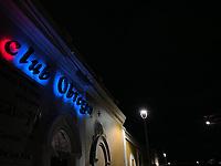 Cantina Club Obregon en el Hermosillo.<br /> Hermosillo de Noche