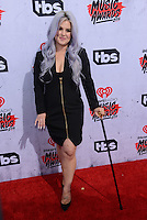 Kelly Osbourne @ the 2016 iHeart Radio Music awards held @ the Forum.<br /> April 3, 2016