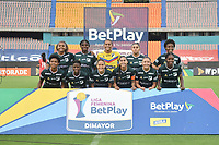 MEDELLÍN- COLOMBIA, 03-08-2021: Independiente Medellín y Deportivo Cali en partido por la fecha 5 como parte de la Liga Femenina BetPlay DIMAYOR 2020 jugado en el estadio Atanasio Girardot de la ciudad de Medellín  / Independiente Medellin and Deportivo Cali in match for the date 5 as part of Women's BetPlay DIMAYOR 2021 League, played at Atanaso Girardot stadium in Medellin city. Photo: VizzorImage / Luis Benavides/ Contribuidor
