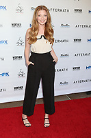 LOS ANGELES - AUG 3:  Diana Hopper at the Aftermath Premiere at the Landmark Theater on August 3, 2021 in Westwood, CA