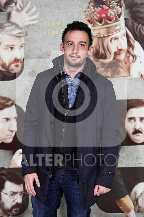 Alejandro Amenabar attends to Tiempo Despues film premiere at Capitol cinema in Madrid, Spain. December 20, 2018. (ALTERPHOTOS/A. Perez Meca)