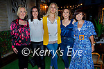Enjoying the evening in Benners on Saturday, l to r: Aine Moriarty, Joanne Noonan, Norma Connelly, Samantha Williams and Norma Fitzgibbon.