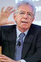 Mario Monti, presidente dell'Università Bocconi, economista e Senatore a vita --- Mario Monti, president of Bocconi University, economist and Senator for life