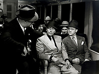 James Cagney<br /> and George Raft in<br /> EACH DAWN I DIE