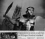 Yorkshire Post.St Leger Festival.7th September 2011, page 12