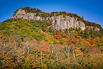 Frankenstein Cliffs, Crawford Notch State Park, NH, USA