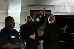 Comedian/actor Bill Cosby departs after the twelve head jury adjured for the day, in the aggravated indecent assault trial, at Montgomery County Courthouse, in Norristown, Pennsylvania, on June 12, 2017.