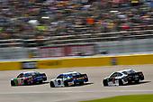 Monster Energy NASCAR Cup Series<br /> Pennzoil 400<br /> Las Vegas Motor Speedway, Las Vegas, NV USA<br /> Sunday 4 March 2018<br /> Kyle Busch, Joe Gibbs Racing, Toyota Camry M&M's Caramel, Chase Elliott, Hendrick Motorsports, Chevrolet Camaro NAPA Auto Parts and Kevin Harvick, Stewart-Haas Racing, Ford Fusion Jimmy John's<br /> World Copyright: Nigel Kinrade<br /> NKP / LAT Images