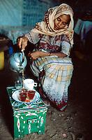 Eritrea 2002 Life after the war.