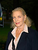 """Lauren Bacall ..at the New York Premier of """"Shark Tale"""" on September 27. 2004 at the Delacorte Theatre in Central Park. ..Photo by Robin Platzer, Twin Images"""