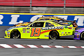 #19: Brandon Jones, Joe Gibbs Racing, Toyota Camry Toyota Menards Jeld-Wen/
