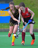 200704 Wellington P1 Women's Hockey - Hutt United v Dalefield