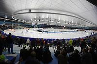 SCHAATSEN: HEERENVEEN: 28-12-2018, IJsstadion Thialf, NK Afstanden, ©foto Martin de Jong
