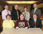 West York April Signings