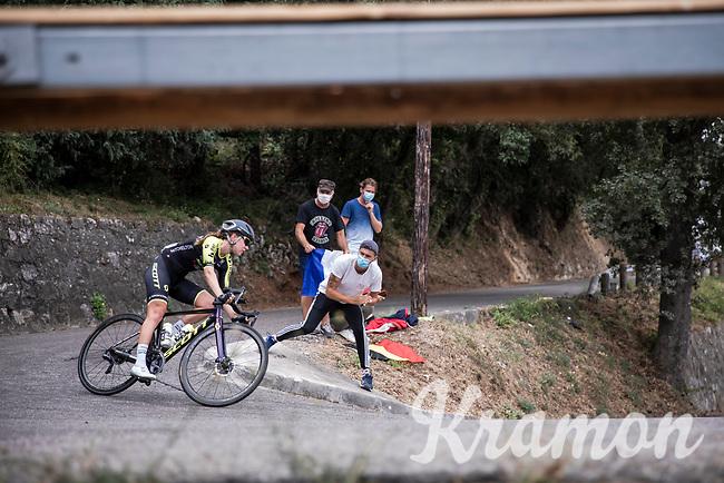 Jessica Allen (AUS/Mitchelton-Scott)<br /> <br /> <br /> 7th La Course by Le Tour de France 2020<br /> 1 day race from Nice to Nice 96km<br /> ©kramon