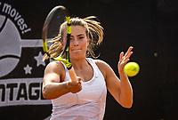 Rotterdam, Netherlands, August21, 2017, Rotterdam Open, Liv Geurts (NED)<br /> Photo: Tennisimages/Henk Koster