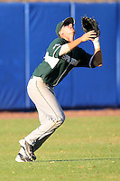 Michigan State Spartans Jordan Keur #6 during a game vs the Akron Zips at Chain of Lakes Park in Winter Haven, Florida;  March 12, 2011.  Michigan State defeated Akron 5-1.  Photo By Mike Janes/Four Seam Images