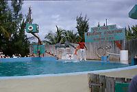 1979  File Photo, Nassau, Bahamas - <br /> seafloor aquarium
