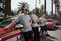 The Lotto-Soudal crew; the best a team can get!<br /> <br /> 2015 Giro<br /> stage 5: La Spezia - Abetone (152km)
