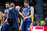UCAM Murcia's Jose Angel Antelo during the first match of the playoff at Barclaycard Center in Madrid. May 27, 2016. (ALTERPHOTOS/BorjaB.Hojas)