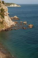 "- Portoferraio (island of Elba),  ""le Viste"" beach....- Portoferraio (isola d'Elba), spiaggia ""le Viste"""