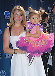 Jennifer Tisdale and daughter Mikayla Dawn at The Disney Premiere of Phineas and Ferb: Across the 2nd Dimension held at The El Capitan Theatre in Hollywood, California on August 03,2011                                                                               © 2011 DVS / Hollywood Press Agency