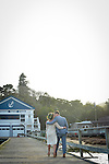 Sarah & Hunter's beautiful garden wedding and Inverness Yacht Club reception.