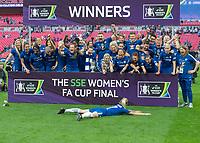 Arsenal Ladies v Chelsea Ladies - Womens FA Cup FINAL - 05.05.2018
