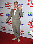 David Arquette  at the The Pee-Wee Herman Show Opening Night held at Club Nokia at L.A. Live in Los Angeles, California on January 20,2010                                                                   Copyright 2009 DVS / RockinExposures