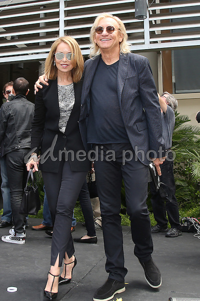 07 July 2015 - Hollywood, California - Ringo Starr attends his 75th birthday fan gathering at Capitol Records. Photo Credit: F. Sadou/AdMedia