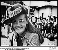 Prod DB © United Artists / DR<br /> LE MARIN DE GIBRALTAR ( THE SAILOR FROM GIBRALTAR) de Tony Richardson 1967 GB<br /> avec Jeanne Moreau<br /> d'apre?s le roman de Marguerite Duras