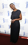 Noma Dumezweni attends the 74th Annual Theatre World Awards at Circle in the Square on June 4, 2018 in New York City.