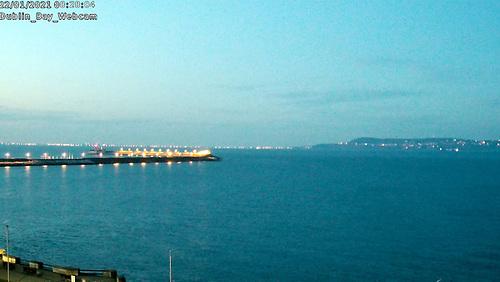 Dublin Bay Live webcam