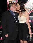 Chaz Bono and fiance Jennifer Elia.David Furnish at The Screen Gems' L.A. Premiere of Burlesque held at The Grauman's Chinese Theatre in Hollywood, California on November 15,2010                                                                               © 2010 Hollywood Press Agency