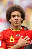 Axel Witsel of Belgium