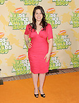 America Ferrerra at The 2009 Nickelodeon's Kids Choice Awards held at Pauley Pavilion in West Hollywood, California on March 28,2009                                                                     Copyright 2009 Debbie VanStory/RockinExposures