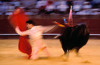 Images from the Book Journey Through Colour and Time. Spain Bullfight