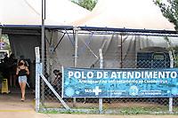 Araraquara (SP), 17/02/2021 - Lockdown-SP - Movimentação na UPA da Vila Xavier em Araraquara, interior de São Paulo, nesta quarta-feira (17). AO município no centro do Estado de São Paulo com 238 mil habitantes, viu nesta terça-feira, 16, seu sistema de saúde colapsar, um dia após a cidade ter decretado lockdown. Segundo a prefeitura, 100% dos leitos para covid-19 em UTI e enfermaria estavam ocupados e 16 pacientes com necessidade de oxigênio aguardavam pela manhã uma vaga de internação.