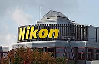 Nederland  Amsterdam -  September 2018.   Nikon Europe B.V. kantoor aan het Burgerweeshuispad in Amsterdam.   Foto Berlinda van Dam / Hollandse Hoogte