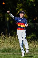 John McGlashan College v Berkley Intermediate match. National Primary Cup boys' cricket tournament at Lincoln Domain in Christchurch, New Zealand on Wednesday, 20 November 2019. Photo: John Davidson / bwmedia.co.nz