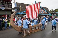Viking Fest 2016, Poulsbo, WA, USA.