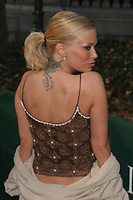 """JENA JAMESON 2006<br /> Jenna Jameson is an American entrepreneur, webcam model and former pornographic film actress, who has been called the world's most famous adult entertainment performer and """"The Queen of Porn"""". <br /> Photo By John Barrett/PHOTOlink.net"""