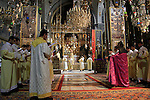 Armenian Orthodox Transfiguration Day ceremony at St James Cathedral