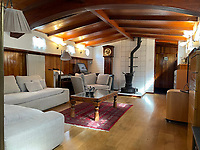 BNPS.co.uk (01202) 558833. <br /> Pic: Zeewarriors/BNPS<br /> <br /> Pictured: Living space. <br /> <br /> A 100-year old Dutch sailing barge moored in Bermondsey has gone on sale for £278,000.<br /> <br /> The 25-metre MV Johanna Elisabeth was originally constructed in 1913 at Appelo, Zwartsluis in Holland, and was brought to the UK in 2003 by a previous owner.<br /> <br /> Her work as a sailing barge included shipping freight but she is now moored at the South Dock Marina in Bermondsey, south London, and used as a home.