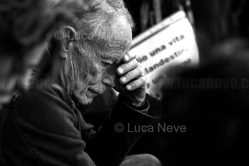 Erri De Luca, Author, Journalist, Poet.