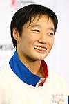 Minami Itahashi,<br /> SEPTEMBER 18, 2015 - Diving : <br /> All Japan Diving Championship 2015<br /> Women's 3m Springboard Award ceremony<br /> at Tatsumi International Swimming Center, Tokyo, Japan.<br /> (Photo by Shingo Ito/AFLO SPORT)